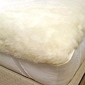 Snug Fleece Wool Mattress Pads