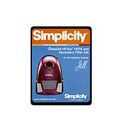 Simplicity Jill Filter SET HEPA