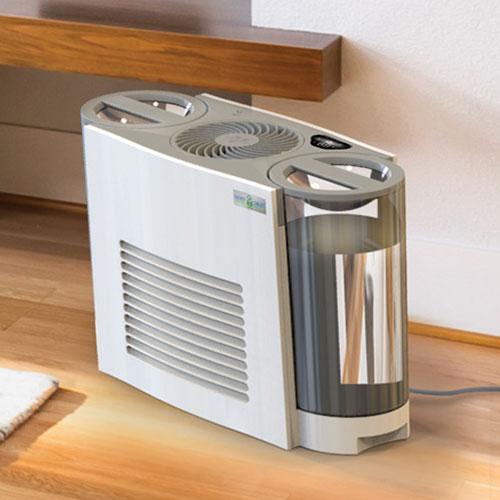 Vortex Air Purifier And Humidifier : Vornado evdc energy smart evaporative humidifier