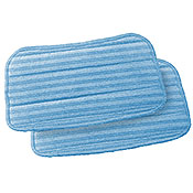SteamFast SF-295 3-in-1 Steam Mop Replacement Microfiber Pads