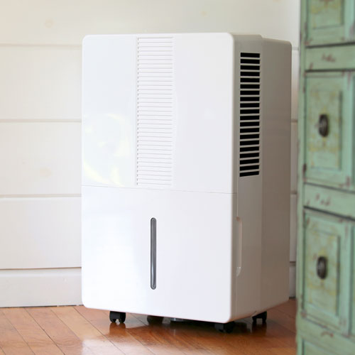 Pure & Dry Whisper 50-Pint Dehumidifier