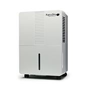 Pure & Dry Whisper 70-Pint Dehumidifier without Built-In Pump by Aerus