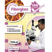Fiberglass Test Kits for Home or Office