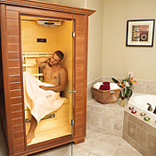 TheraSauna Premiere Dual Person Ultra Far Infrared Saunas