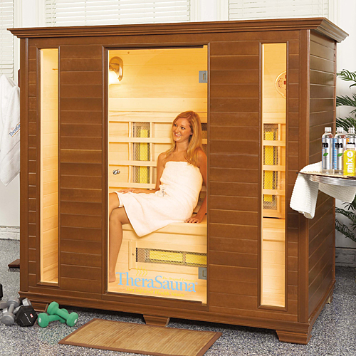 TheraSauna Premiere Four Person Far Infrared Saunas