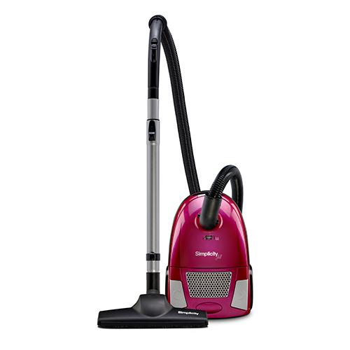 Simplicity Jill Canister Vacuum