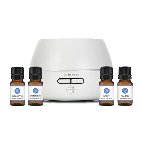 The Pure Company Allergy Aromatherapy Bundle