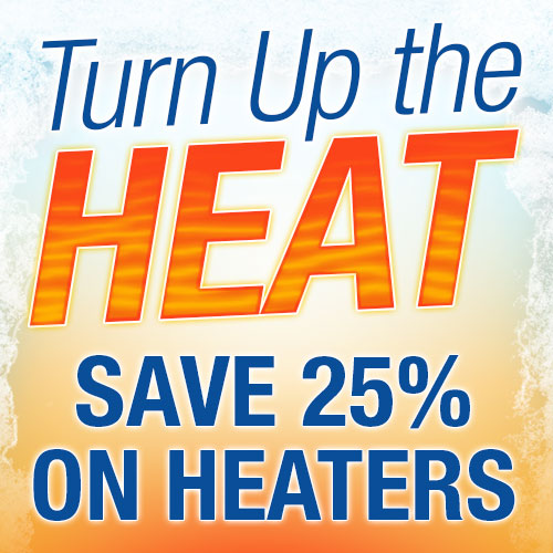 Heaters On Sale
