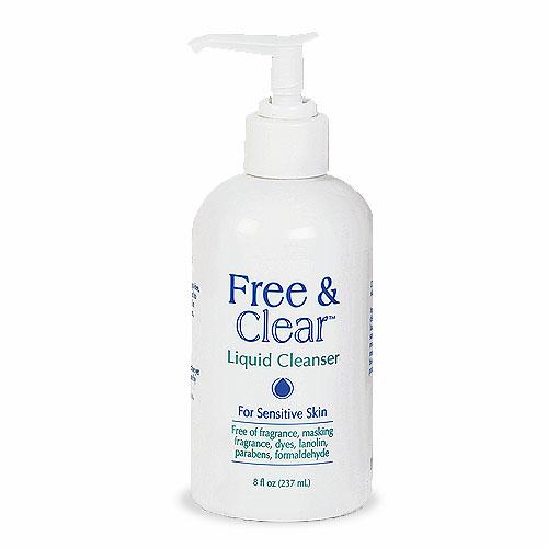 Free & Clear Liquid Cleanser