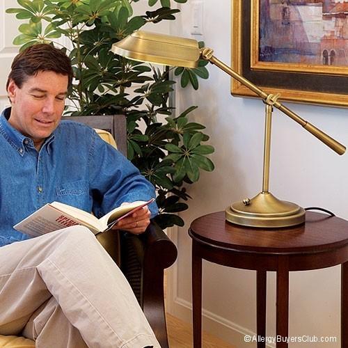 Verilux® Full Spectrum Heritage Desk Lamps