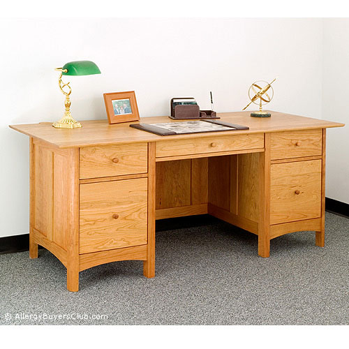 New England Wood Chatham Executive Desks