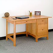 New England Wood Chatham Study Desks