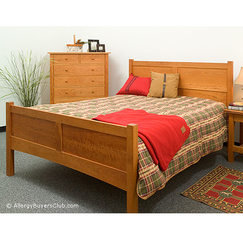 Vermont Furniture Essex Low Footboard Bed