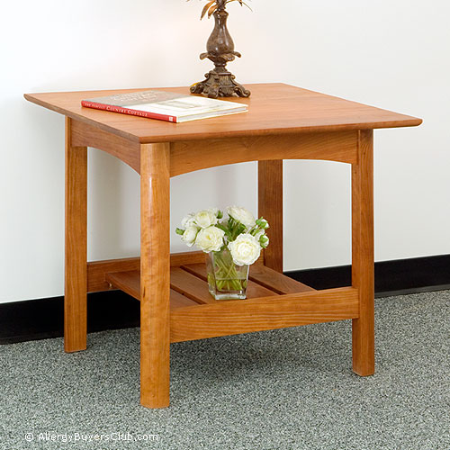 New England Wood Chatham End Lamp Tables