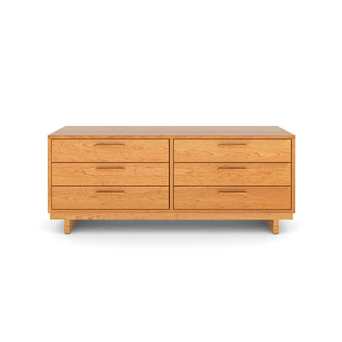 Vermont Furniture Loft 6-Drawer Dresser