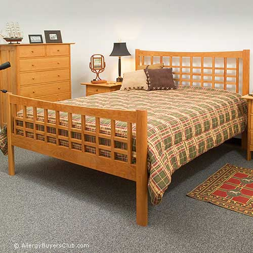 Vermont Furniture Cityscape Low Footboard Bed