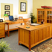 Solid Wood Office Furniture