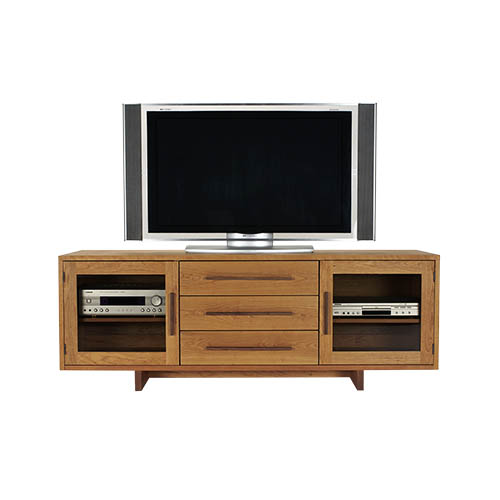 Vermont Furniture Skyline 2-Door Media Console