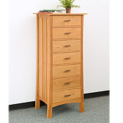 New England Wood Weston Tall 7-Drawer Chests