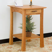 New England Wood Weston Nightstand
