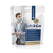 Safe2Go Airport Travel Kit