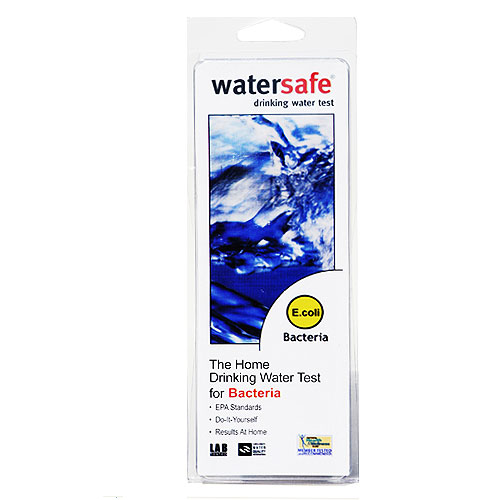 Watersafe Drinking Water Bacteria Test Kits