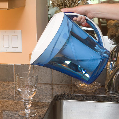 Zero Water Filter Pitcher - Deluxe Package