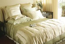 Kumi Kookoon Silk Organza Duvet Cover
