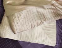 Kumi Kookoon French Pleat Silk Duvet Cover