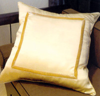 Kumi Kookoon Silk Velvet Pillow Covers