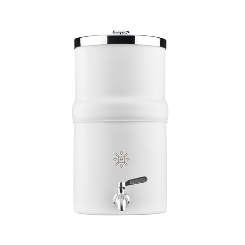 The Pure Company Carbon Filter Water Decanter